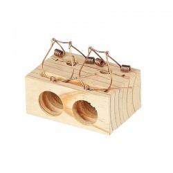 Cepo para ratones madera