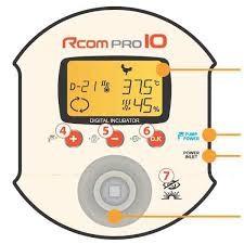 Incubadora R-COM 10 PRO