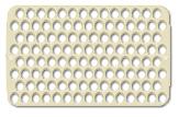 Bandeja RCOM 50 huevos de codorniz