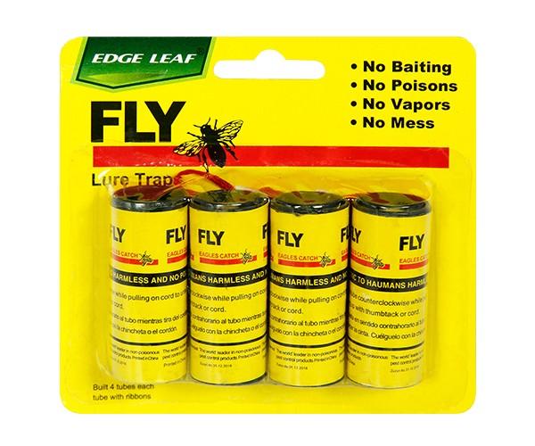 Trampa pegamento para moscas