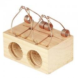 Cepo para ratas madera