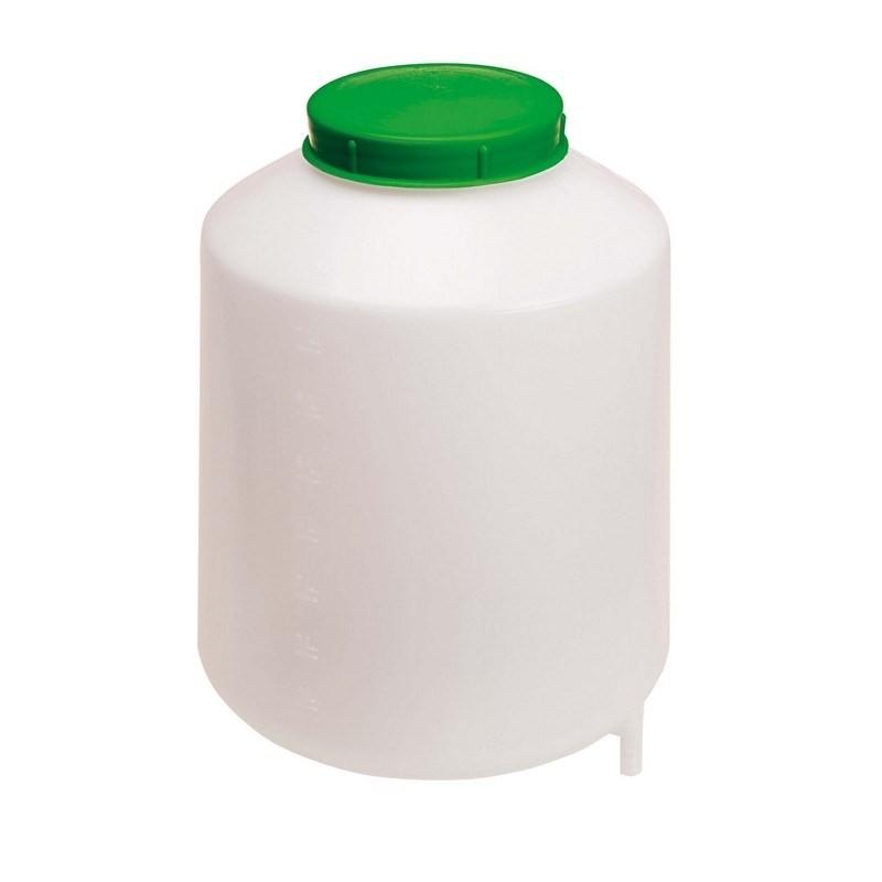 Bidón plástico 8 L.