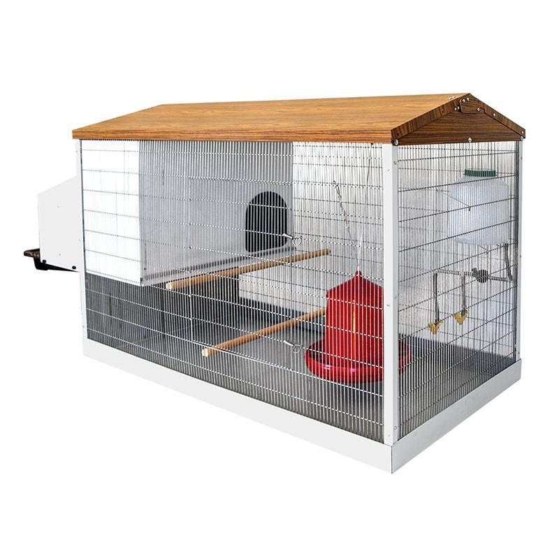 Parque para aves Avicope