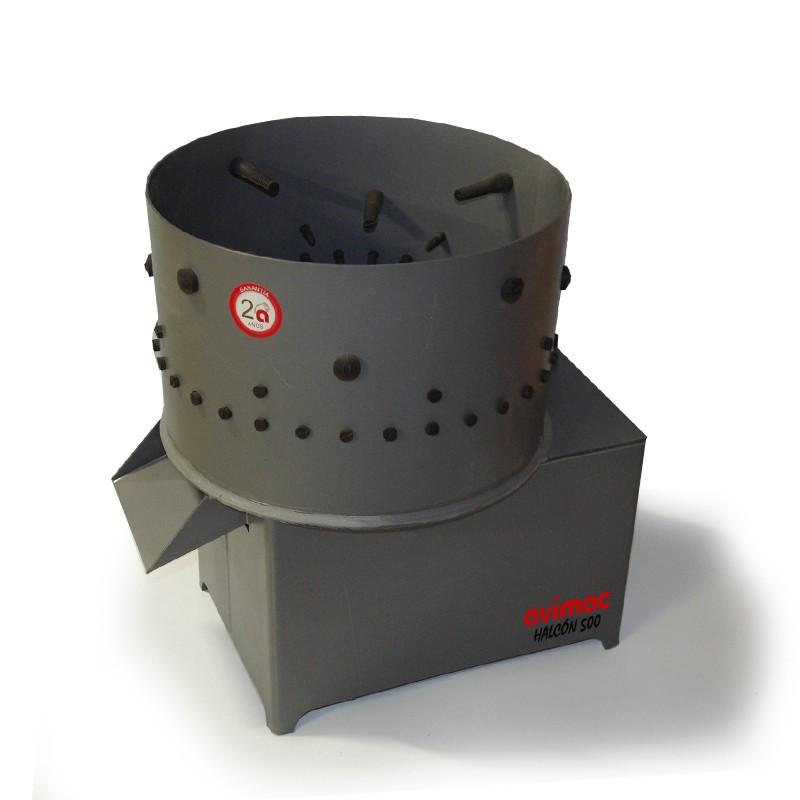 Desplumadora combinada HALCÓN 500