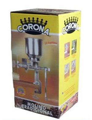 Molino de cereales manual Corona